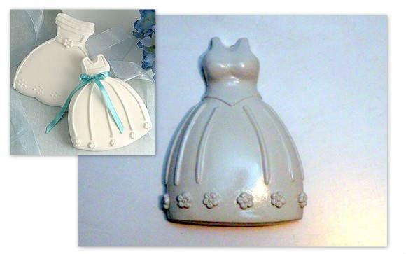 Forma de silicone Lembrança de Casamento