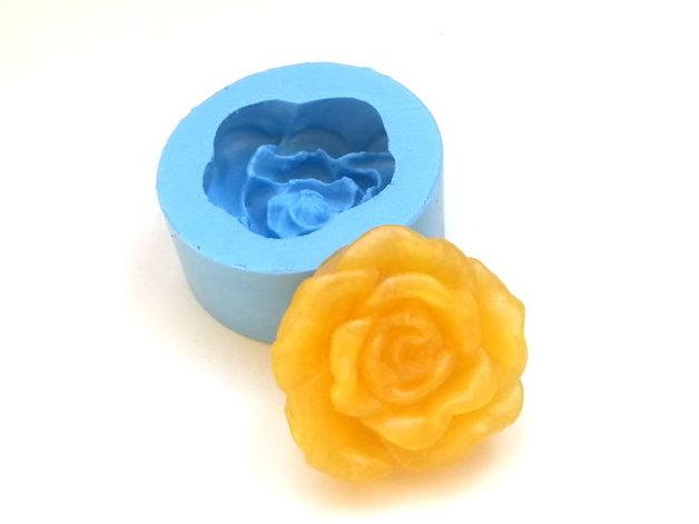 Forma de silicone Rosa Rama
