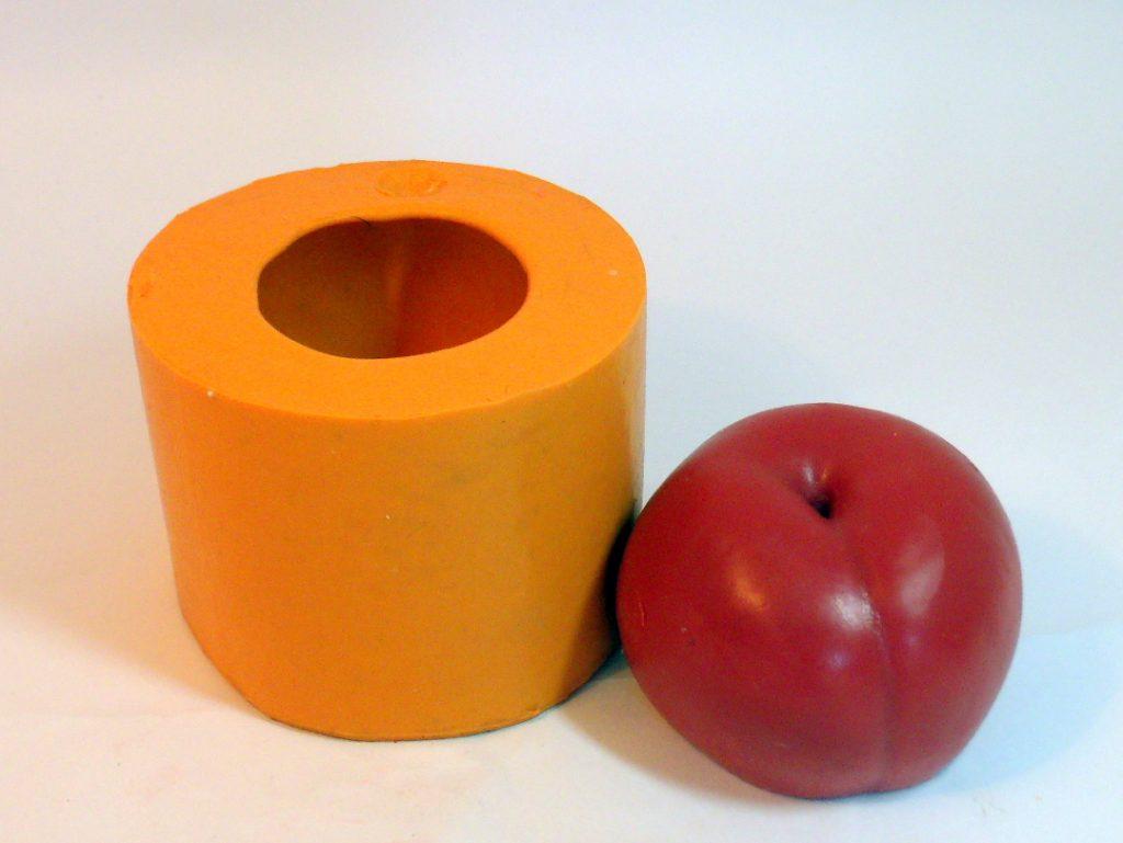 Forma de silicone Ameixa