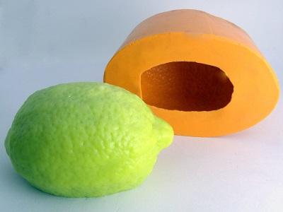 Molde de Silicone Limão Siciliano