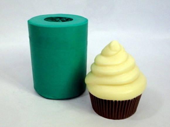 Forma de silicone Cupcake