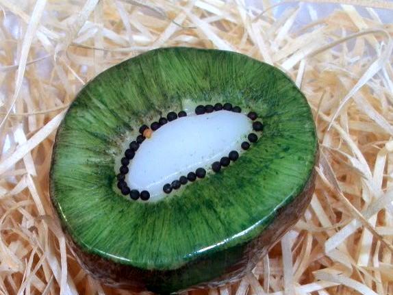 Molde de Silicone Kiwi