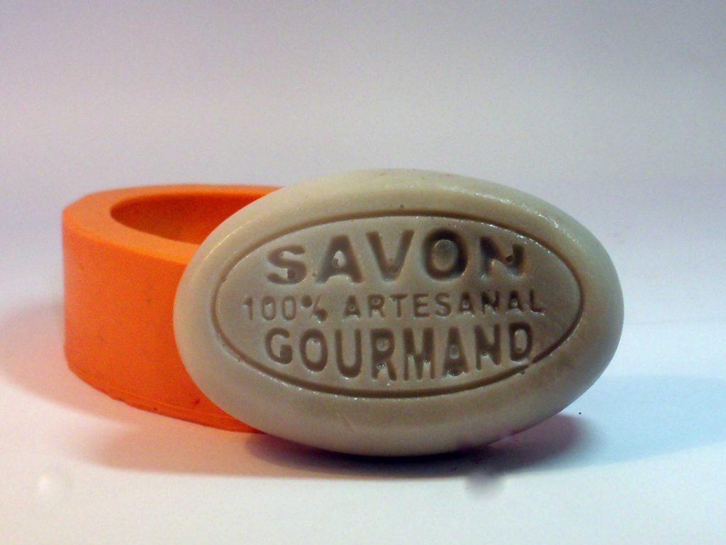 Forma de silicone Savon Gourmand